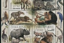 Sea Mammals Stamps / Stamps with topic Sea Mammals