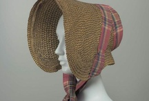 Millinery - Straw (&horsehair) / by Anna Bauersmith