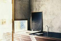 Bathrooms / by Brett Randall Jones