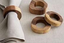 Žiedai servetėlėms