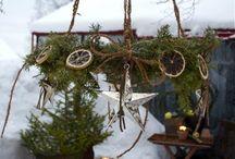 Crăciun rustic