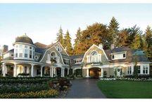 Dream Home ideas / Ideas for a dream home.