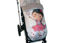 Invierno 2015 sacos para sillas de paseo / Encuentra el saco de invierno adecuado para la silla o carrito de pasear a tu bebé.  Con medidas compatible para cualquier marca: Bugaboo, Maclaren, Matrix, etc..... Gran variedad de diseños y colores para ir a juego con la moda del niño o niña.