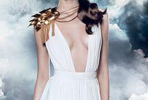 Inspiration mode: grece antique