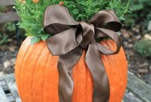 Fall decor / by Tammy Hammer