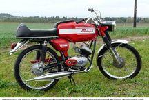Café racer, vélomoteurs et motos... / Bicycles à moteur.