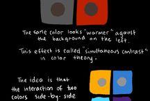 teoría del color aplicada