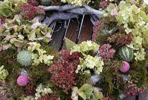 Herbst Kranz