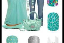 Blues and Greens and Aquas, Oh my!