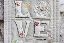 •♥✿♥• Quilting ~ Love •♥✿♥•