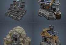 Environments / environments CG