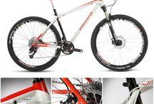 Mountain bike Daccordi Julius / Steel Mountain bike