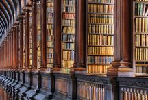 Libraries and Book Stores