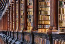 Libraries/Dens/Bookshelves / by Gerrie Swartz