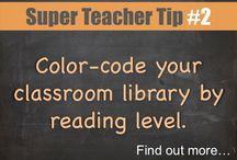 Super Teacher Tips
