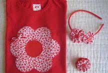 aplicaciones camisetas niños