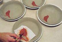 Ceramic desen