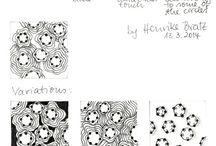 ((inspire)) doodles & ornamentation / by em jay