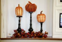 Fall Decorations / by Jamie Ruch