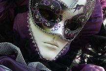 Carnivale & Mardi Gras & Masquerades / by Susanna Delon