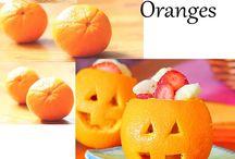 Halloween: Healthier Treats