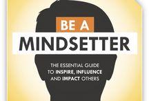 Mindsetter - Die Mindsets / Auf www.mindsetter.com entsteht eine Community mit deutschsprachigen Mindsets. Hier gibt's Hinweise zu neuen Mindsets. #mindsetter #mindsets