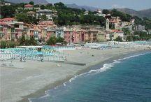 Beach in Tuscany