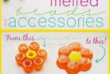 Melted Bead Crafts