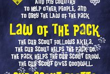 Cub Scouts / by Kristine Cromwell