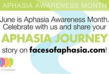 Aphasia Facts / Learn the facts about aphasia, a common communication disorder caused by stroke or brain injury.
