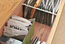 File cabinet hacks