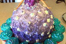 1ste Birthday Cake