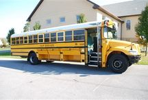 Our Fleet - School Buses