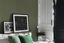COLOUR: Olive / Our style team is crushing on olive green. There's a certain versatility to an olive green palette. It pairs beautifully with other on-trend colours like terracotta and blush pink, and can be used as an alternative to grey. A subtle hint of muted green brings nature indoors, without being too garish and distracting. There's an elegance to the colour that is subdued and subtle.