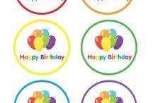 Birthday / Birthdays