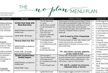 Meal planning / by Holly Ansman