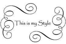 ♥My Style♥ / by Denise Abreu