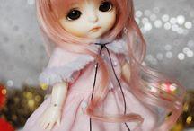 Latidoll / ihania nukkeja. Tällaisen nuken haluaisin niin kovasti joku päivä itselleni :)