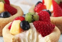 mmmm desserts!