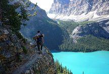 Canadian exploring