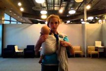 Tandem/Wearing Two / How to wear two babies in a carrier