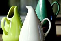 Ceramic envy / Covetable collectibles: ceramics, pottery, dishes, housewares from art deco era to mid-century and more!