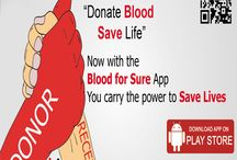 #BloodForSure - An #App to Save Lives