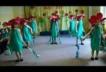 tańce dla przedszkoli