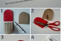 Χαρτί  κατασκευές