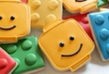 Lego tourtes k cookies