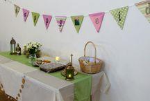 Eid table  setting / Table decorations