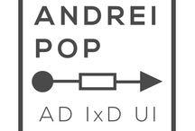 Portfolio of Andrei Pop / portfolio of Andrei Pop