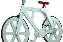 I want to ride my bicycle / by Myakka Ltd