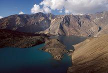 Destination montagne / Mountain travel destinations, inspiration